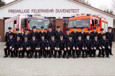 Die FF Duvenstedt